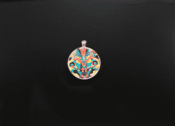 Human Self Awareness Pendant