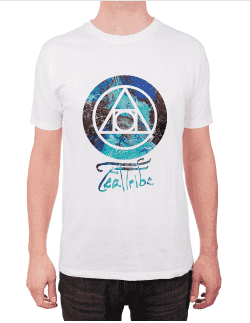 Teal Tribe - Unisex T-Shirt