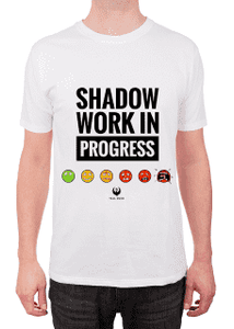 Shadow Work In Progress - Unisex T-Shirt