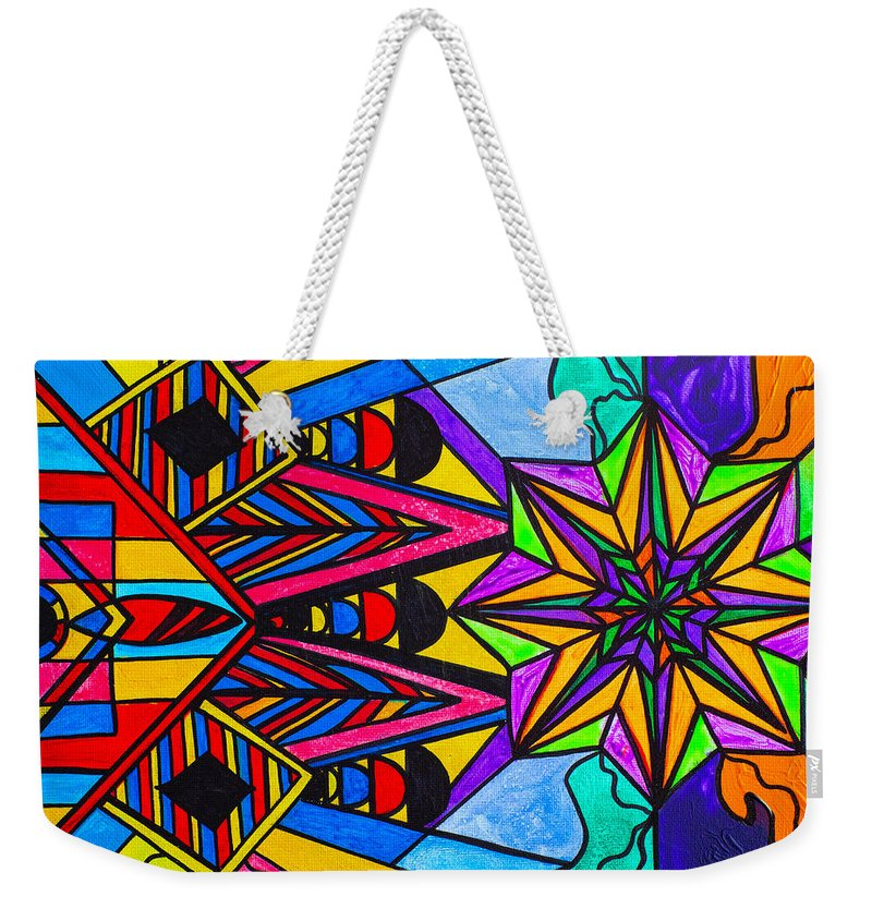 A Change In Perception - Weekender Tote Bag