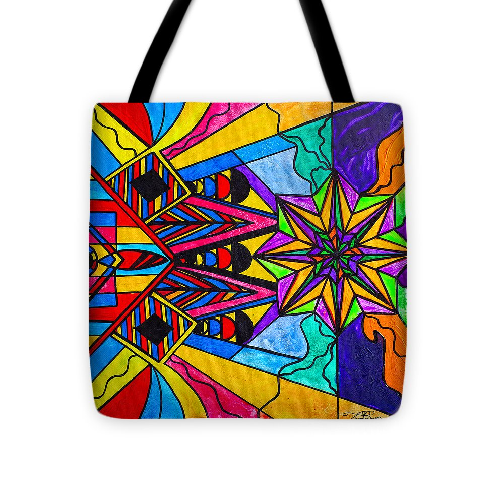 A Change In Perception - Tote Bag