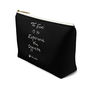 Definition of Heal Quote - Accessory Pouch w T-bottom