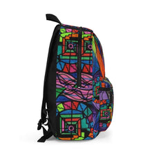 Load image into Gallery viewer, Higher Purpose - AOP Backpack