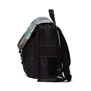 Truth - Unisex Casual Shoulder Backpack