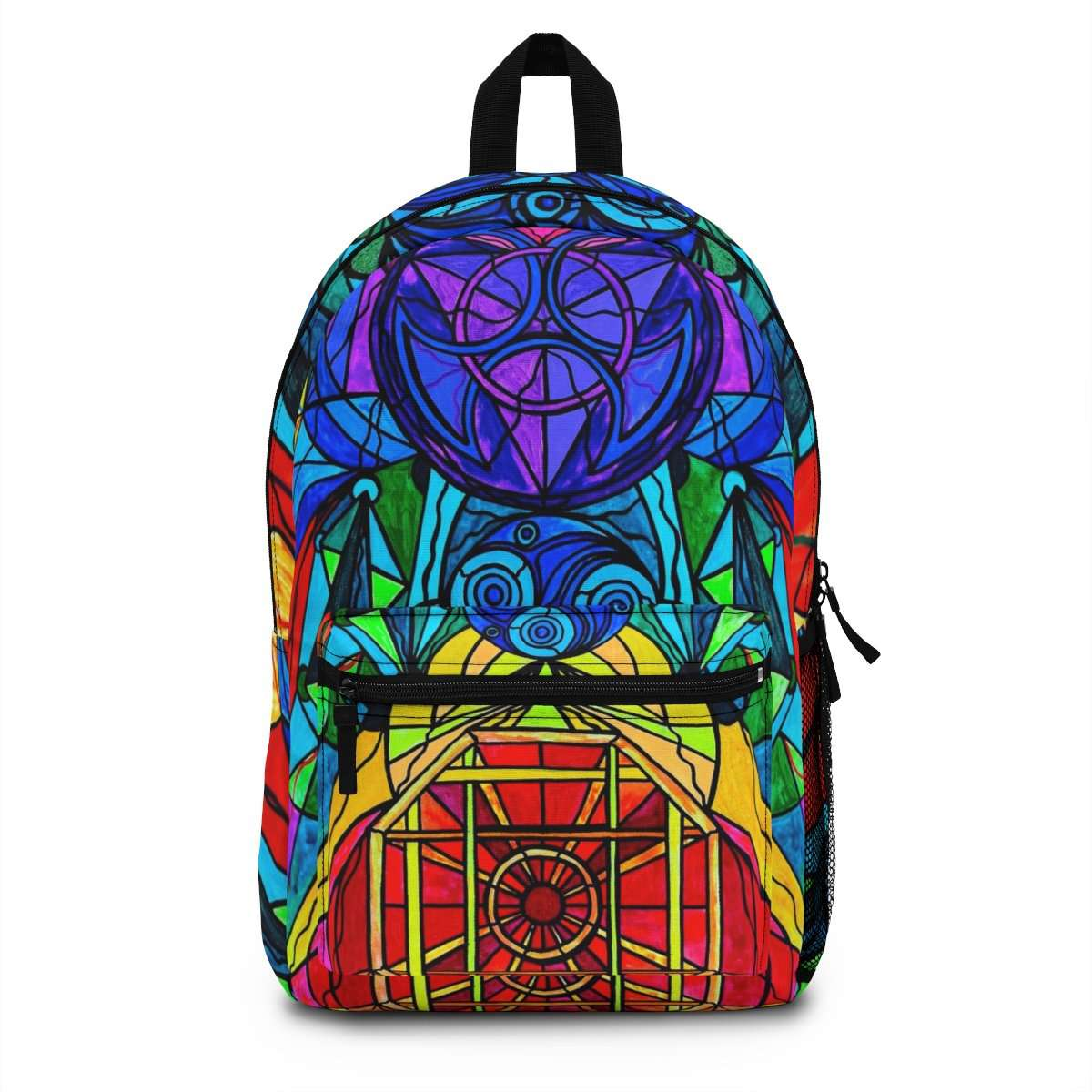 Arcturian Conjunction Grid - AOP Backpack