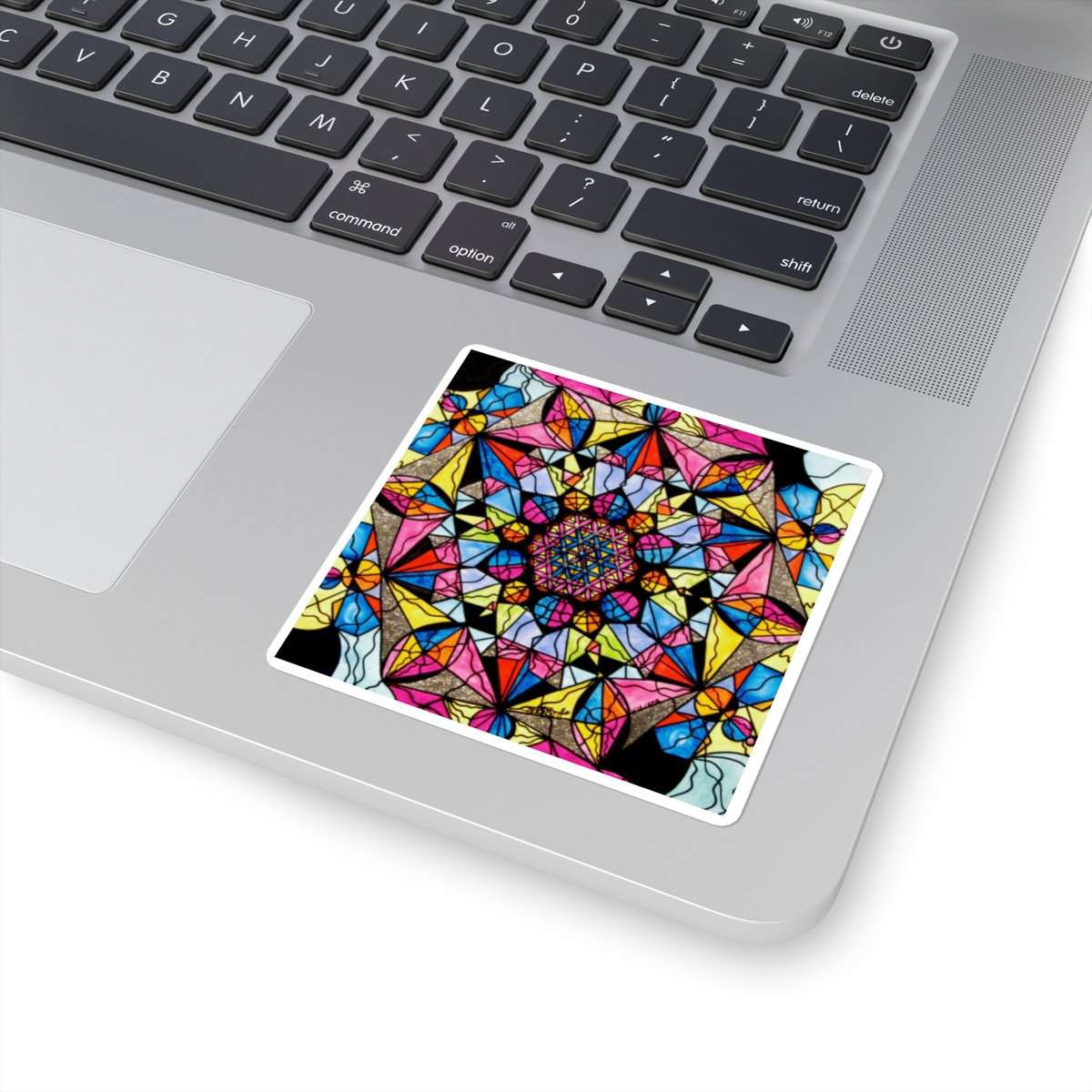 Perceive - Square Stickers
