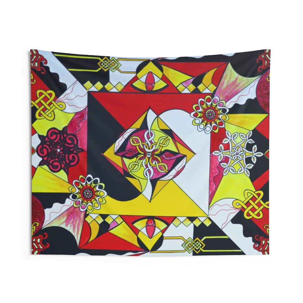 Interdependence - Indoor Wall Tapestries