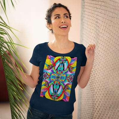 Receive - Organic Women's Lover T-shirt
