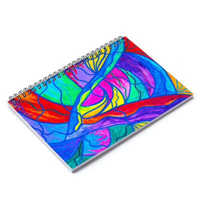 Drastic Change - Spiral Notebook