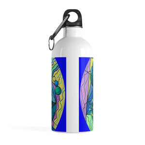 Arcturian Immunity Grid - Stainless Steel Water Bottle