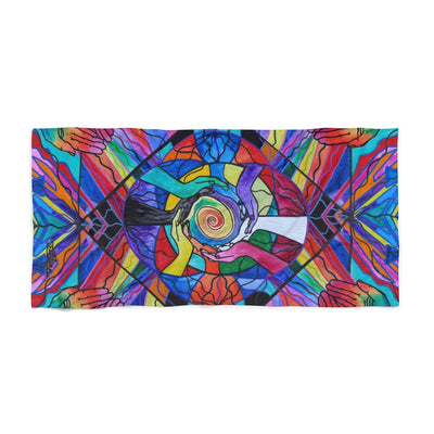 Come Together - Beach Towel