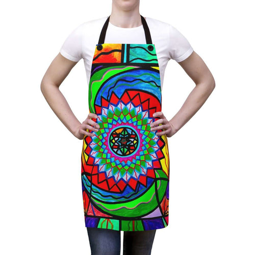 I Trust Myself To Create - Apron