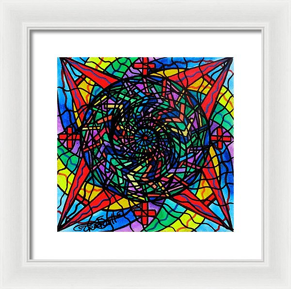 Academic Fullfillment - Framed Print
