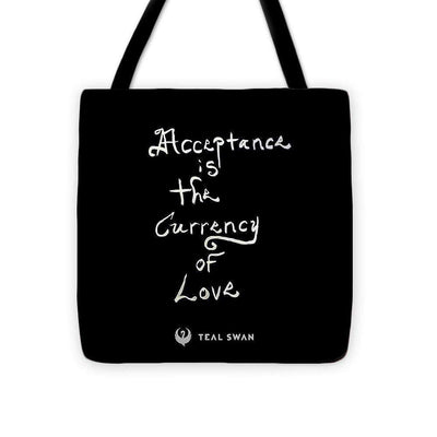 Acceptance Quote - Tote Bag