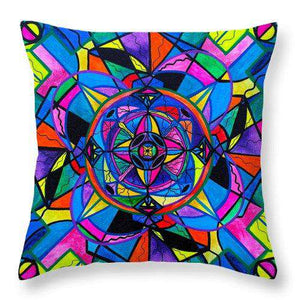 Activating Potential  - Throw Pillow
