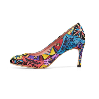 Worldly Abundance - Women's High Heels