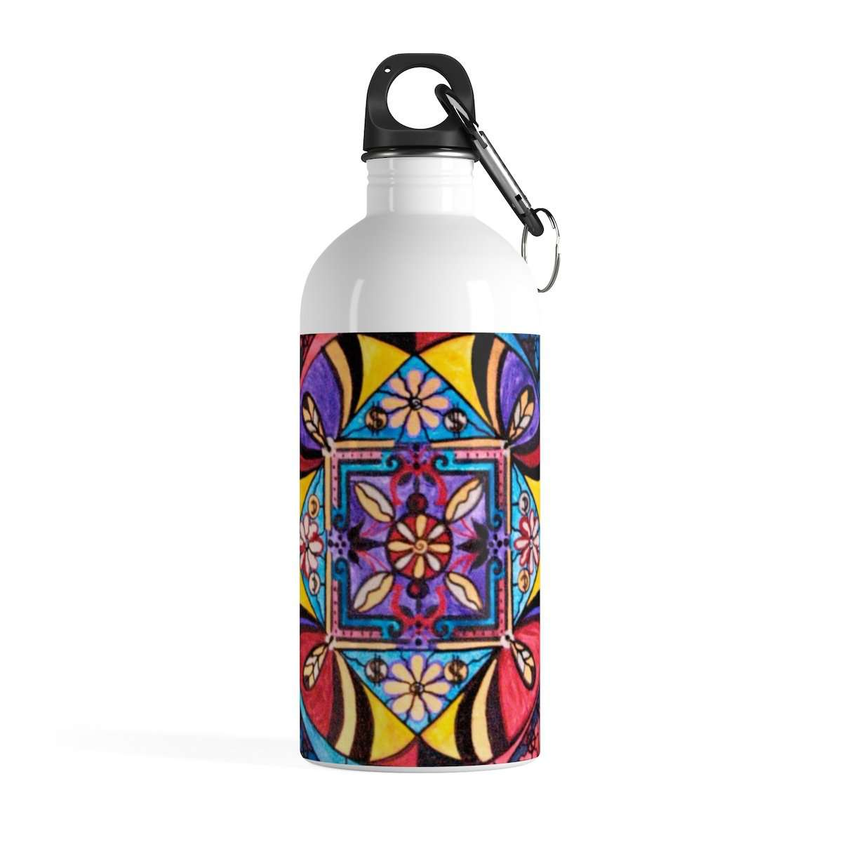 Worldly Abundance - Stainless Steel Water Bottle