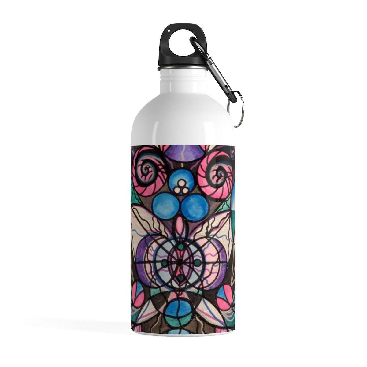 Arcturian Healing Lattice - Stainless Steel Water Bottle