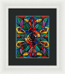 Alignment - Framed Print