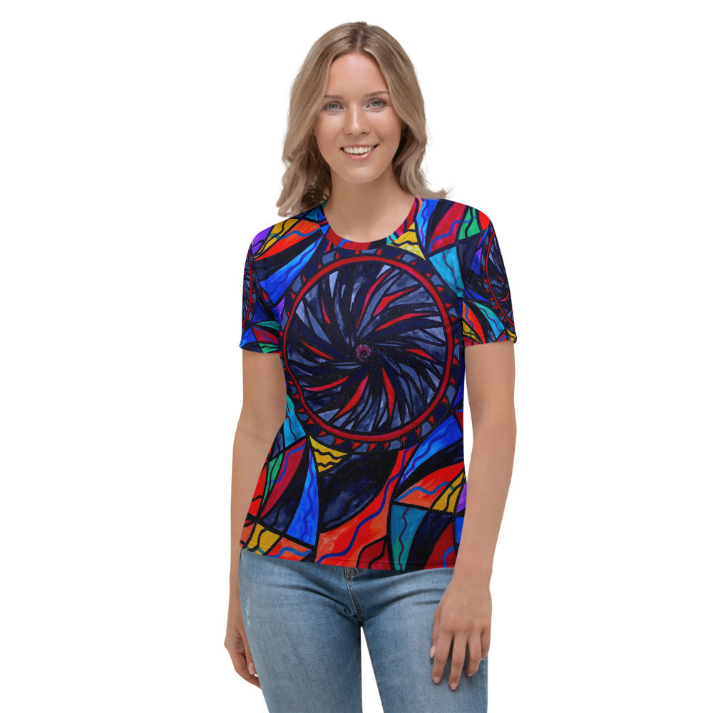 Transforming Fear - Women's T-shirt