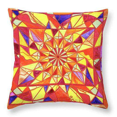 Ambition - Throw Pillow