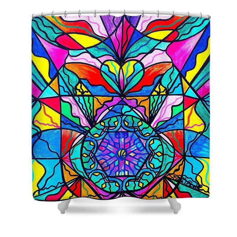 Anahata - Shower Curtain