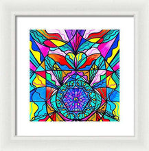 Load image into Gallery viewer, Anahata - Framed Print
