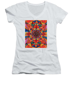 Aplomb - Women's V-Neck
