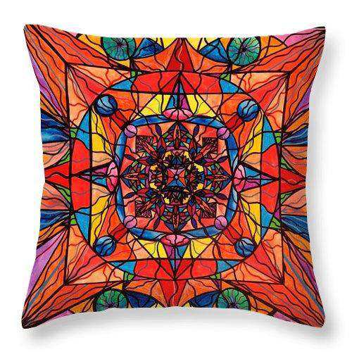 Aplomb - Throw Pillow