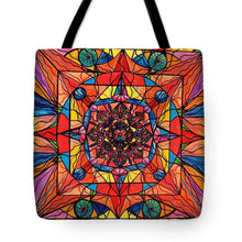 Load image into Gallery viewer, Aplomb - Tote Bag