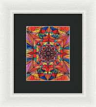 Load image into Gallery viewer, Aplomb - Framed Print