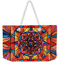 Load image into Gallery viewer, Aplomb - Weekender Tote Bag