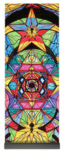 Load image into Gallery viewer, Arcturian Ascension Grid - Yoga Mat