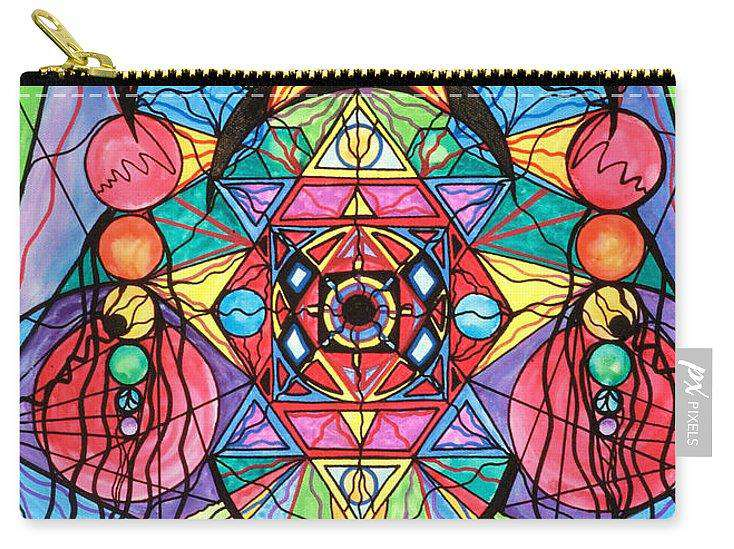 Arcturian Ascension Grid - Carry-All Pouch