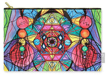 Load image into Gallery viewer, Arcturian Ascension Grid - Carry-All Pouch