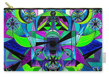 Load image into Gallery viewer, Arcturian Astral Travel Grid  - Carry-All Pouch