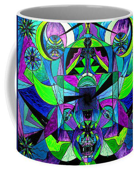 Arcturian Astral Travel Grid  - Mug