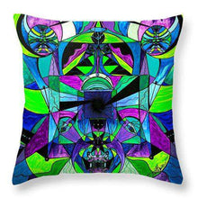 Load image into Gallery viewer, Arcturian Astral Travel Grid  - Throw Pillow