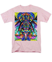 Load image into Gallery viewer, Arcturian Awakening Grid - Men's T-Shirt  (Regular Fit)