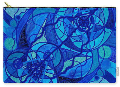Arcturian Calming Grid - Carry-All Pouch