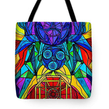 Load image into Gallery viewer, Arcturian Conjunction Grid - Tote Bag