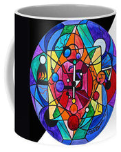 Load image into Gallery viewer, Arcturian Divine Order Grid - Mug