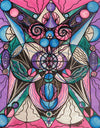 Arcturian Healing Lattice  - Art Print