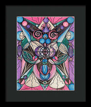 Load image into Gallery viewer, Arcturian Healing Lattice  - Framed Print