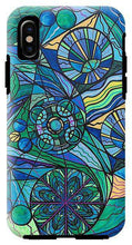 Load image into Gallery viewer, Arcturian Immunity Grid - Phone Case
