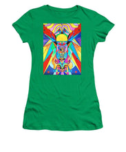 Load image into Gallery viewer, Arcturian Metamorphosis Grid  - Women's T-Shirt