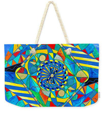 Load image into Gallery viewer, Ascended Reunion - Weekender Tote Bag