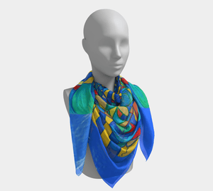 Ascended Reunion - Frequency Scarf