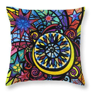 Asteri - Throw Pillow