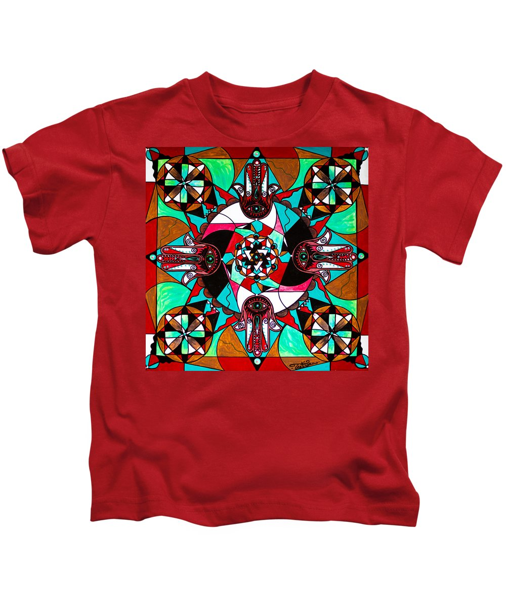 Aura Shield - Kids T-Shirt